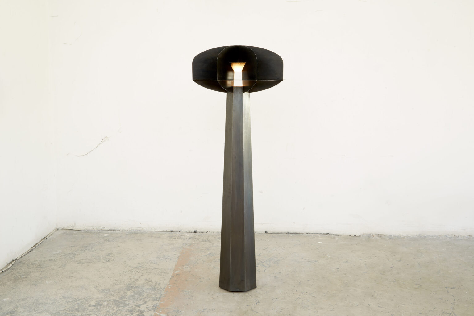 Solstice Large Lamp – Steel, 2021